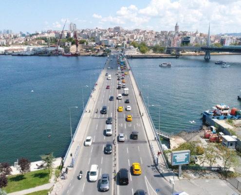 İstanbul Büyükşehir Belediyesi - Yol Bakım